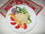 Vegetáriánus erdélyi ételek