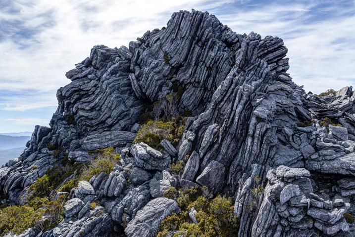 Átalakult kőzet