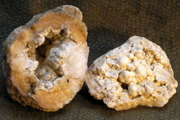 Kalcedon ásvány