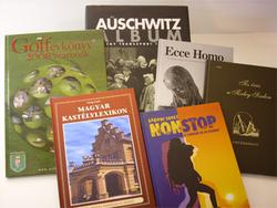 Cérnafűzött könyvek nyomása