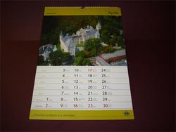 Fali naptárak nyomása