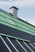 Delta Fol PVG párafékező tetőfólia a tetőn