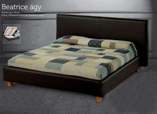 Beatrice ágy franciaágy méretben