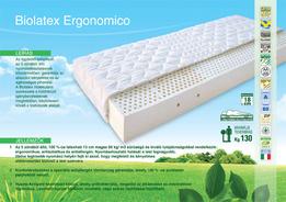 Bio Latex Ergonomico akciós matrac