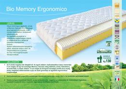 Bio Memory Ergonomico akciós matrac