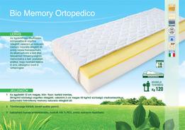 Bio Memory Ortopedico akciós matrac