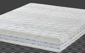 Lilla ortopéd rugós matrac