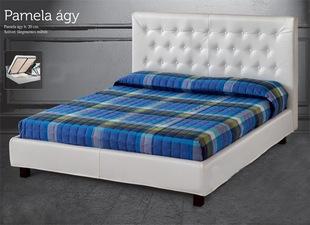 Pamela ágy franciaágy méretben