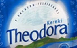 Theodora áványvíz
