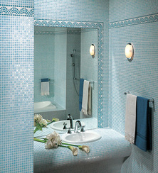 Cedir Fürdőszoba burkolat