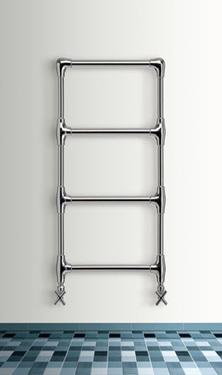 Fürdőszoba radiátor