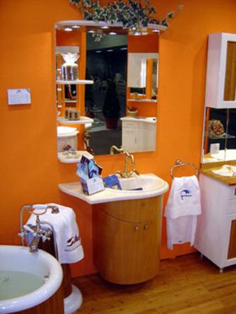 Fürdőszoba tükör