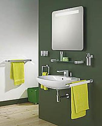 TIGER ONTARIO fürdőszoba berendezés