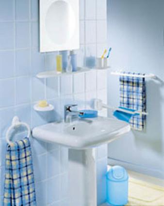 TIGER TAINY fürdőszoba berendezés