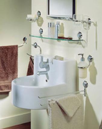 TIGER TORINO fürdőszoba berendezés