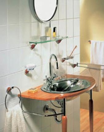 TIGER VIGO fürdőszoba berendezés