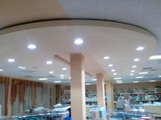 lámpák gipszkarton felületen