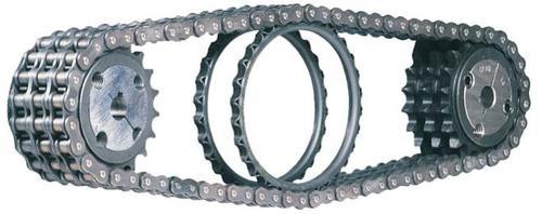Roll-Ring láncfeszítő beépítve