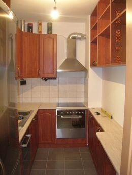 egyedi beépített konyhabútor
