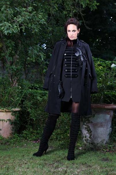 elegáns kabátok