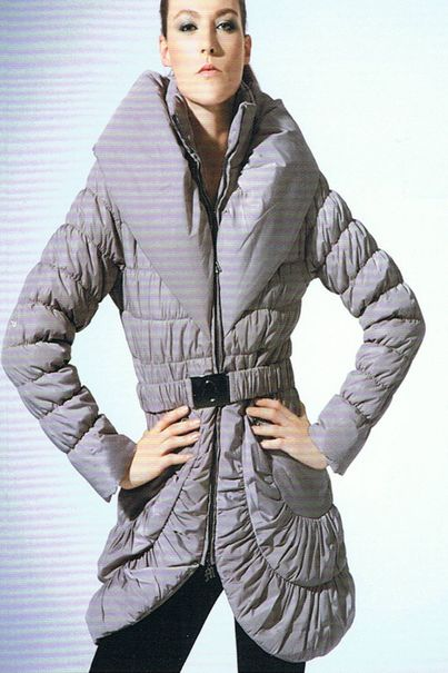 női divatos sportos kabátok