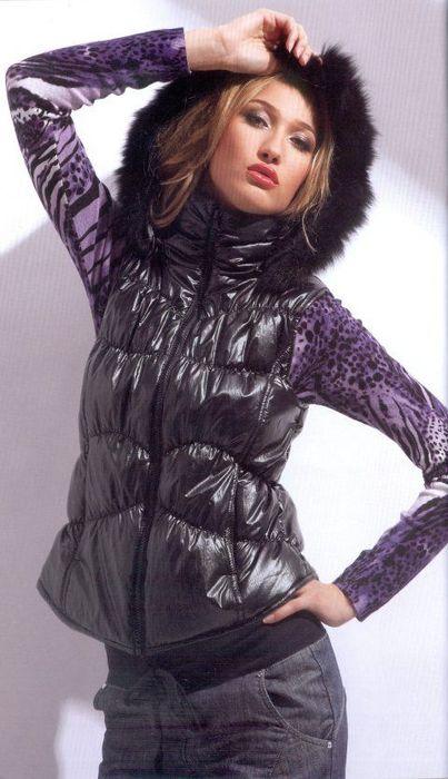 női dzsekik