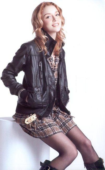 bőrhatású női kabátok