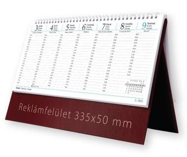 Álló asztali naptár