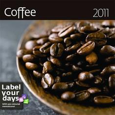 Coffee naptár