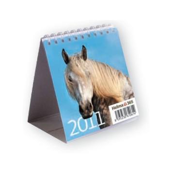Lovas gyerek asztali naptár