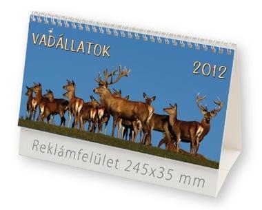 Budapest képes asztali naptár