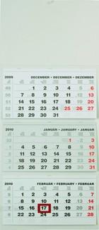T074 speditőr naptár kép nélkül