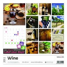 Wine naptár belül
