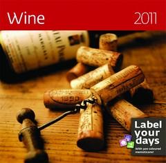 Wine naptár