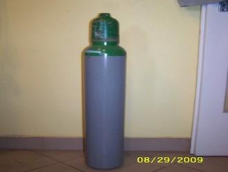 Argon palack