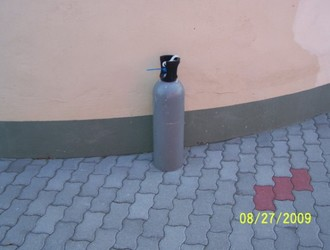 CO palack
