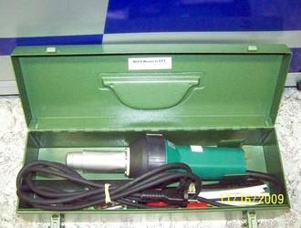 Műanyaghegesztőgép