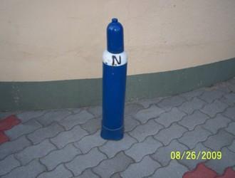 Oxigén palack
