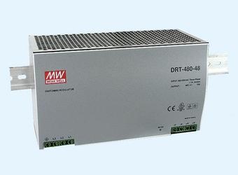 DIN sínes tápegység DRT-480-48