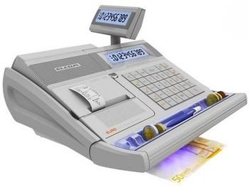 EURO 100TX pénztárgép