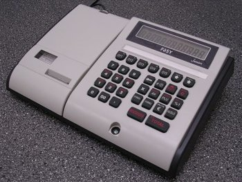 FASY Junior pénztárgép