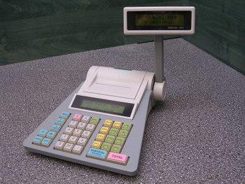 Mercury 140P pénztárgép