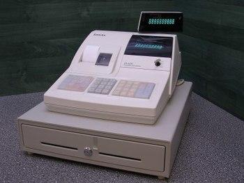 Sam 4s ER-420F pénztárgép