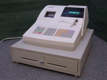 SAMSUNG ER-350F pénztárgép