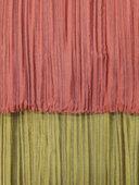 Györgyi gyűrt sárga-piros sötétítő függöny
