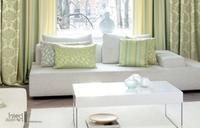 InteriArt dekorfüggöny zöld