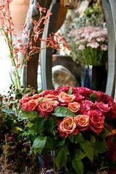 Virágbolt virágai