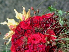 Virágcsokor