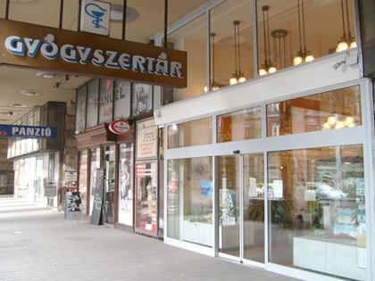 Belvárosi gyógyszertár