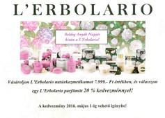 Lerbolario akció